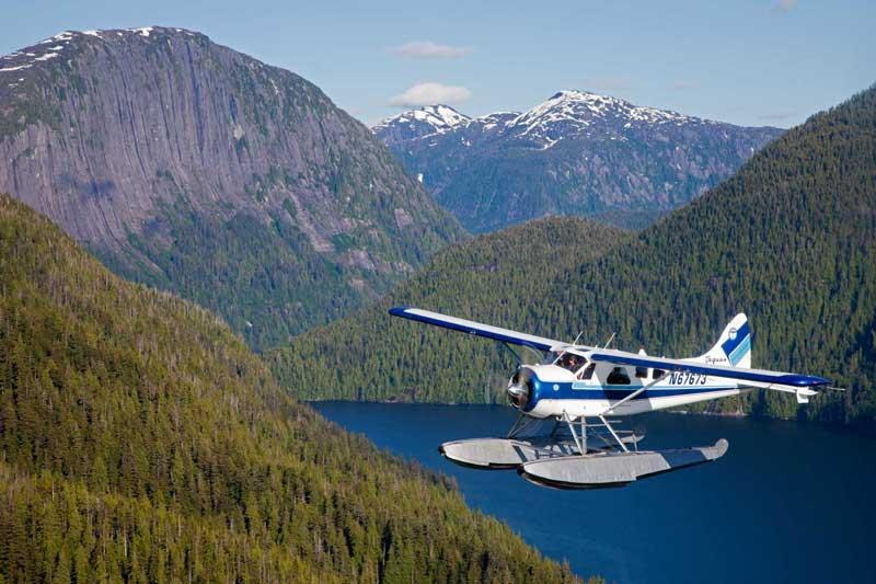 Taquan Air flight