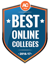 Best Colleges Online badge