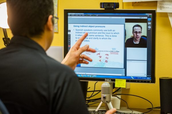 Breaking down language barriers with online courses