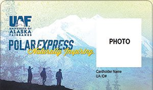 PolarExpress card