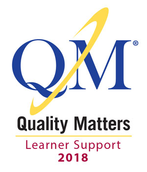 Quality Matters Learner Support logo